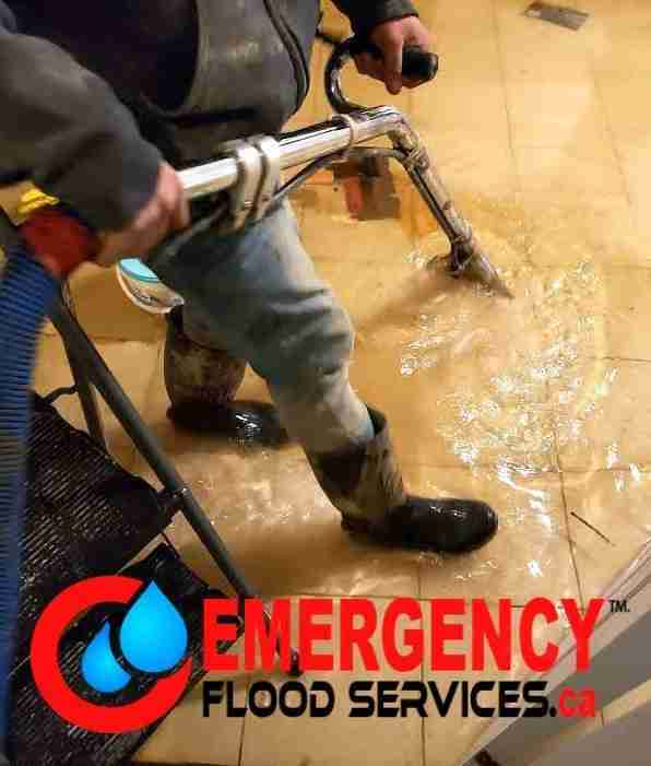 Emergency Flood Services - Water Damage Restoration - Flood Services